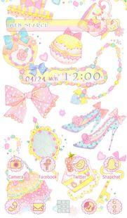 Screenshots - CuteWallpaper Pastels & Things