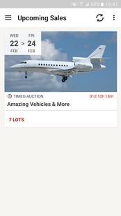 Screenshots - CWS Auctions