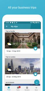Screenshots - cytric Mobile