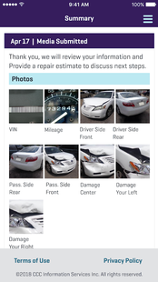 Screenshots - Dairyland Photo Self Inspection