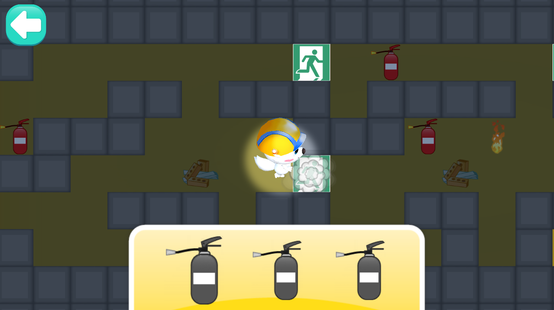 Screenshots - Daldal-i♥ Safety Guards - Role Playing Kids Games