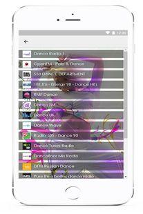 Screenshots - Dance Music Radio