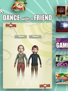 Screenshots - Dance Yourself – Create 3D Fun Face Videos