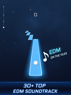 Screenshots - Dancing Planet: Space Rhythm Music Game