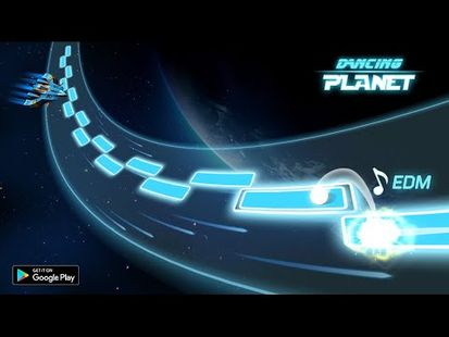 Video Image - Dancing Planet: Space Rhythm Music Game