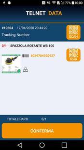 Screenshots - Data Track