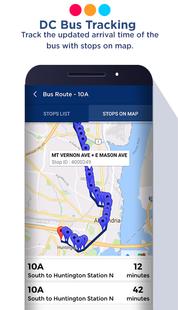 Screenshots - DC Transit: DC Metro & Bus