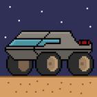Death Rover -  سباقات الفضاء الكسول