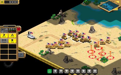 Screenshots - Desert Stormfront LITE - RTS