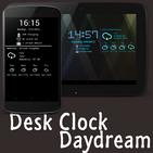 Desk Clock Daydream
