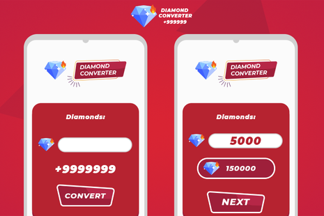 Screenshots - Diamond Converter for FreeFire
