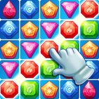 Diamond Crush  - Jewels & Gems Match 3 Puzzle Game