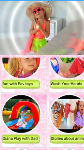 Screenshots - Diana Kids World & Show