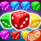 Dice Game 3D- Match 3 merge puzzle dice games free