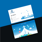 Digital Business Card-Design & Organize in Minutes