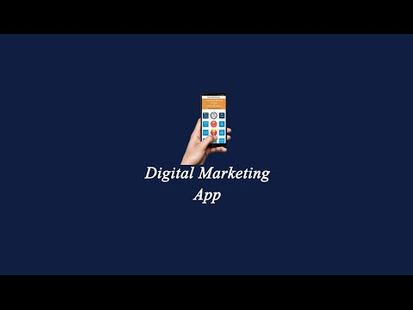 Video Image - Digital Marketing App