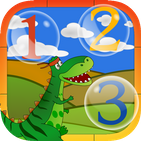 Dino Preschool Learning Games Kids & Toddler ❤️🦕