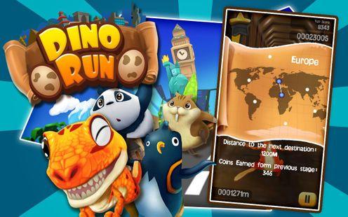 Screenshots - Dino Run: Jurassic Escape