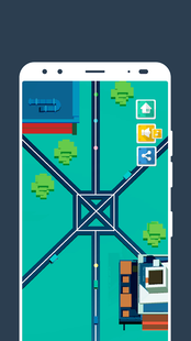 Screenshots - Don't Crash : Casual / Minimalistic Android game!