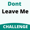 Dont Leave Me Challenge Game (Word Join Game)
