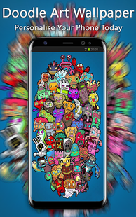 Screenshots - Doodle Art Wallpaper