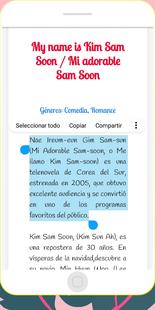 Screenshots - Doramas de Comedia Romántica