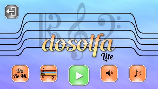 Screenshots - DoSolFa-Lite - learn musical notes