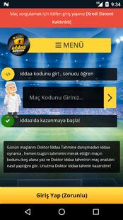 Screenshots - Dr iddaa tahmin - Kazandıran banko maçlar