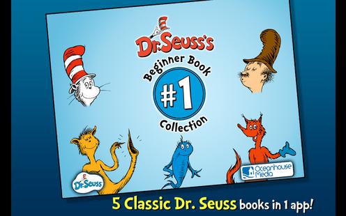 Screenshots - Dr. Seuss Book Collection #1