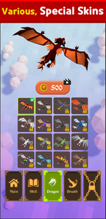 Screenshots - Dragon Hero 3D