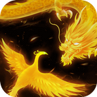Dragon Phoenix Live Wallpaper