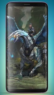 Screenshots - Dragon Wallpaper HD