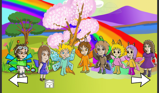 Screenshots - Dream Butterflies (Dreamers) 1