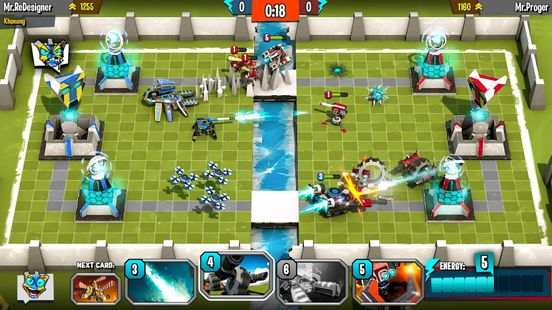 Screenshots - Drones Battle