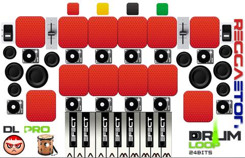 Screenshots - Drum Loop Beat Maker Full Pads