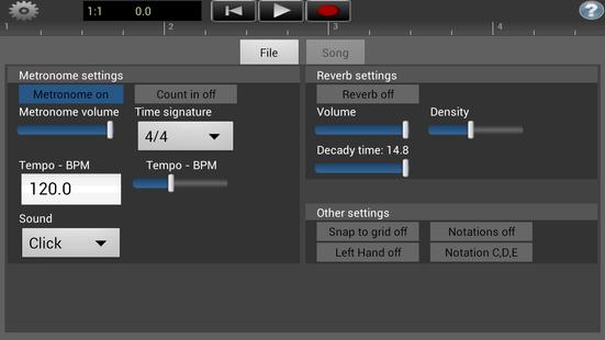 Screenshots - Drums Pro