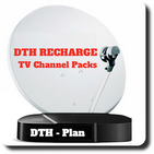 DTH Recharge plan for Digital TV channels