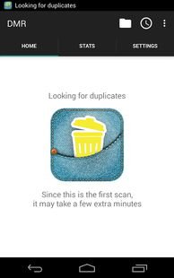 Screenshots - Duplicate Media Remover