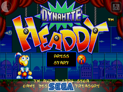 Screenshots - Dynamite Headdy - Classic