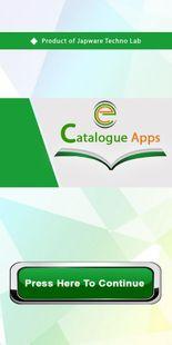 Screenshots - E-Catalogue