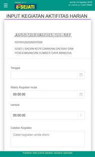 Screenshots - e-Sejati
