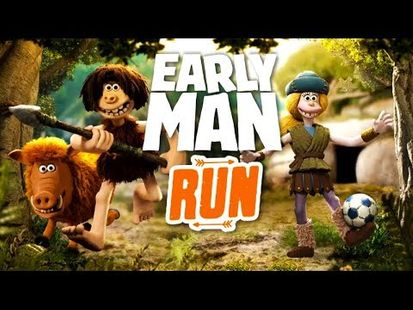 Video Image - Early Man Run
