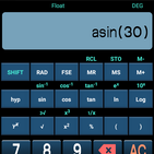 Easy Natural Scientific Calculator