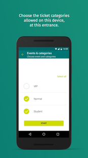 Screenshots - EasyEntry by XING Events
