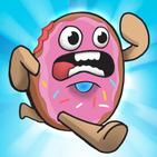 Eat The Donut: 2D Platform Runner