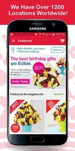 Screenshots - Edible Arrangements