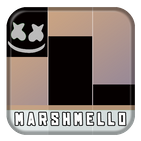 EDM Piano Tiles :  DJ Marshmello Piano Game