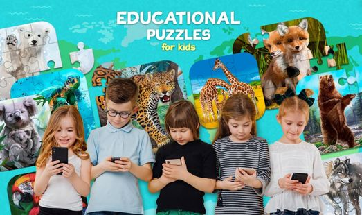 Screenshots - Educational Puzzles for Kids - Learning Games