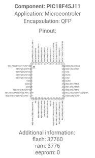 Screenshots - Electronic Component Pinouts Full