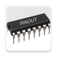 Electronic Component Pinouts Full